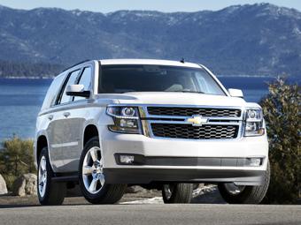 Chevrolet подготовит для Tahoe пару «заряженных» версий