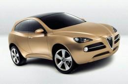 Первый кроссовер Alfa Romeo: новые подробности