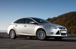 Ford Focus потерял почти половину российских покупателей