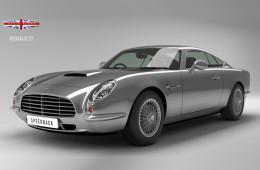 Новый бренд David Brown показал свой первый автомобиль