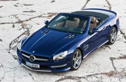 Родстеры от Mercedes-Benz станут более спортивными