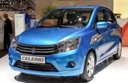 Suzuki будет поставлять новый компакт в Европу из Таиланда