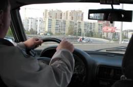 Крымские водители получат российские номера
