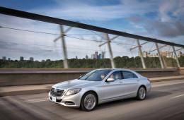 Автомобили Mercedes-Benz хотят собирать в РФ