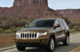 Новый Jeep Grand Cherokee подвели тормоза