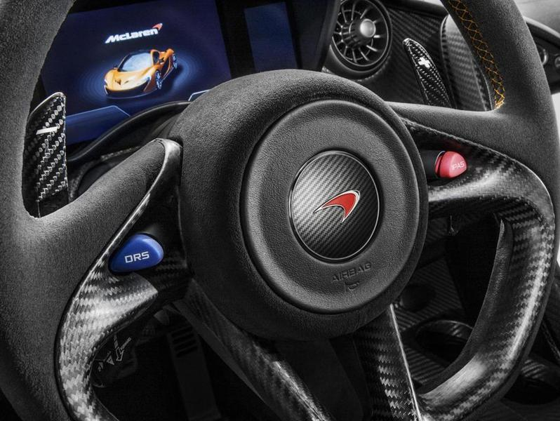 McLaren вовсю отбрыкивается от идеи создать свой кроссовер