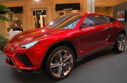 Кроссовер Lamborghini Urus будут собирать в Словакии