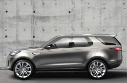 Land Rover будет выпускать внедорожники в Китае