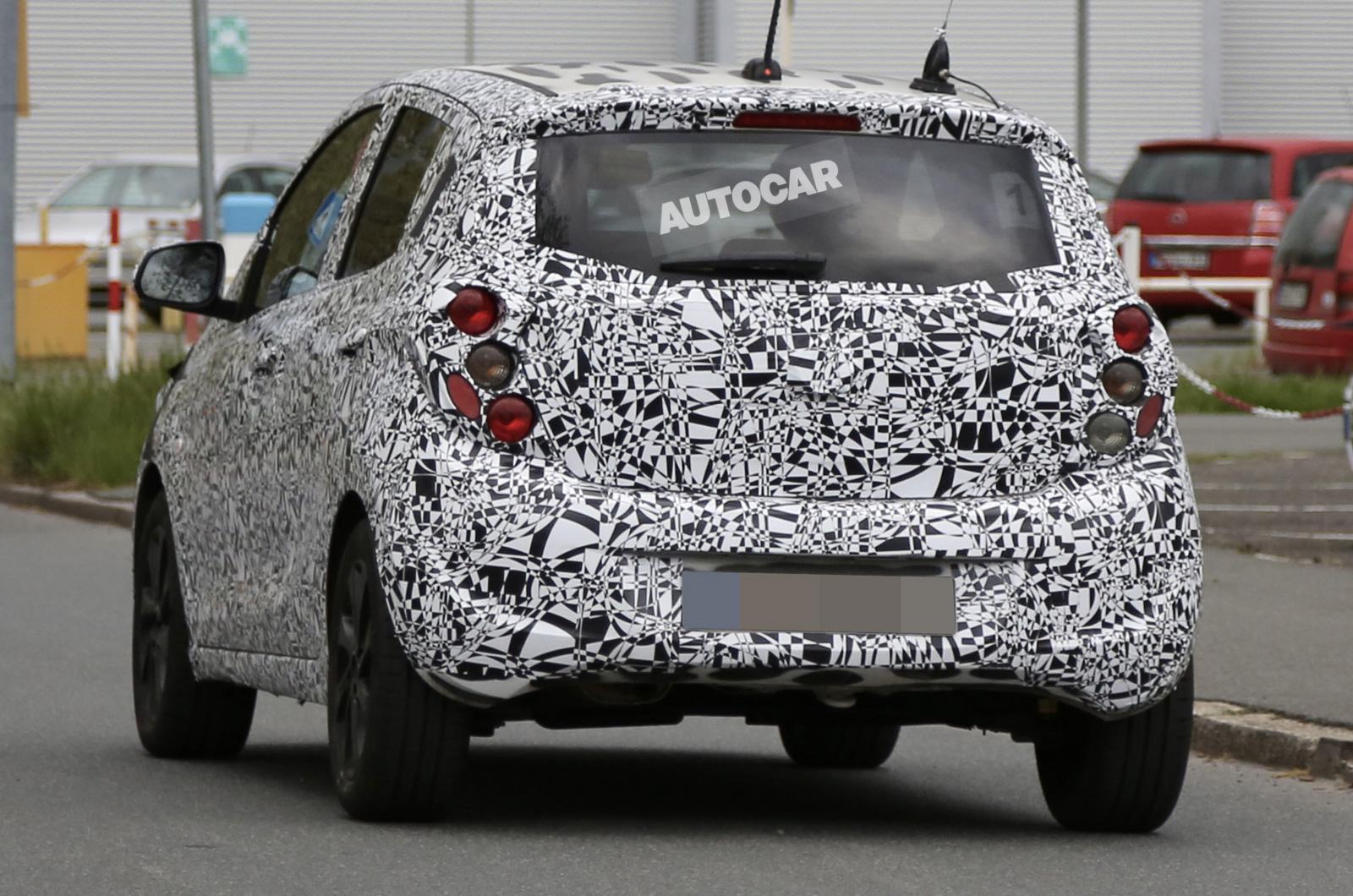 Opel за 380 000 рублей: начались первые тесты