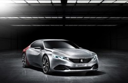 Peugeot рассекретила внешность нового седана