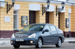 Nissan обновил комплектации седана Almera