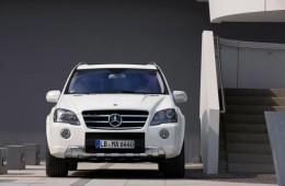 Mercedes готовит обновленный ML