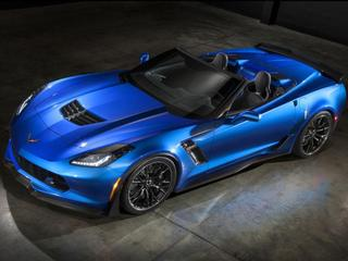 Chevrolet сорвал крышу суперкару Corvette