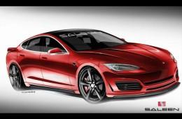 Tesla Model S – есть первый тюнинг