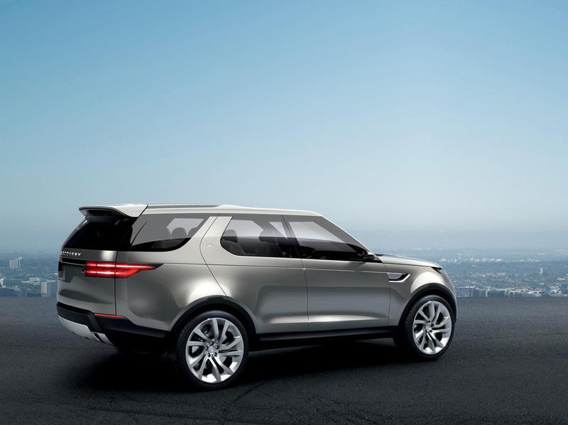Land Rover Discovery станет конкурентом Toyota Land Cruiser