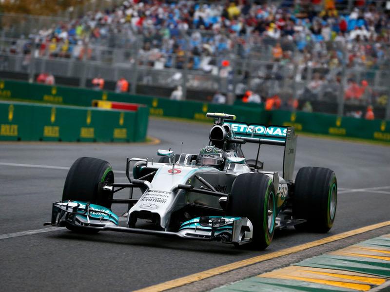 Гран При Китая: лучшая скорость в тренировках была у Ferrari и Mercedes