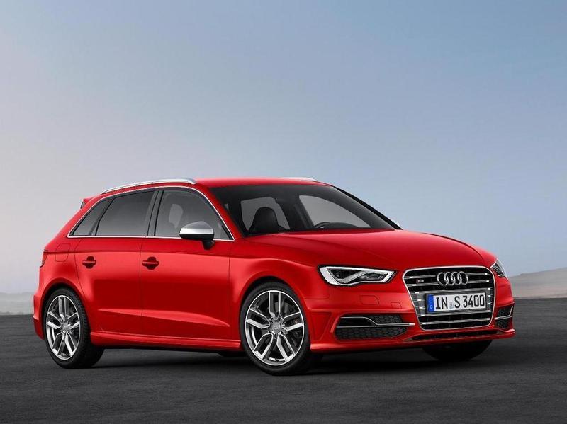 Audi A3 назвали лучшим автомобилем года