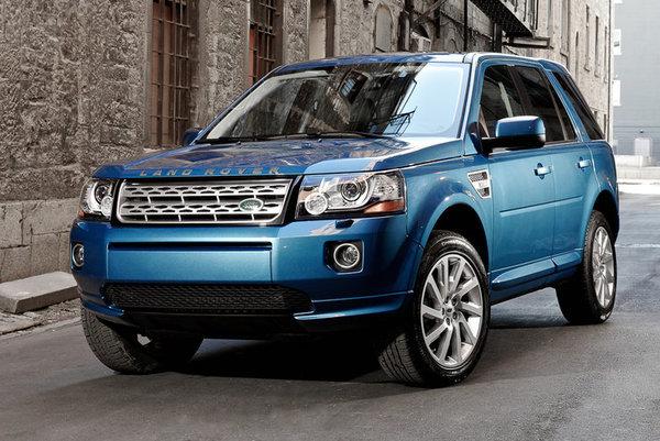 Индийский Land Rover Freelander — уже в 2016 году