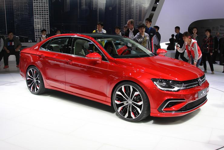Volkswagen показывает «Джетту СС»