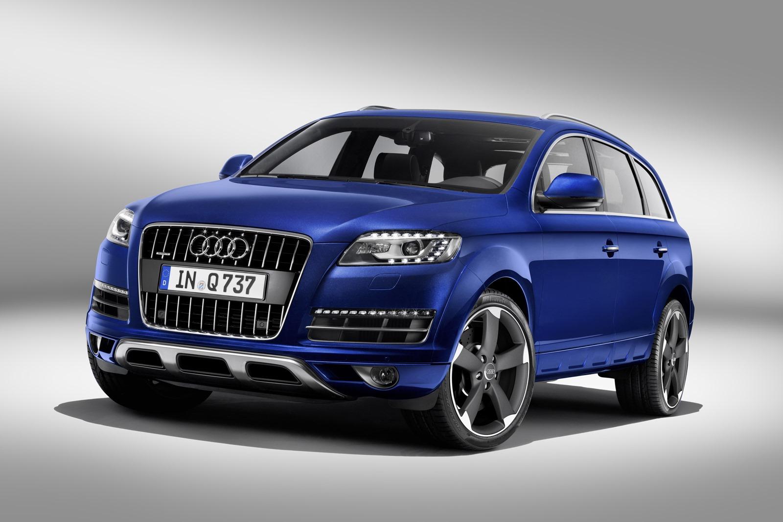 Audi выпустит модель Q9