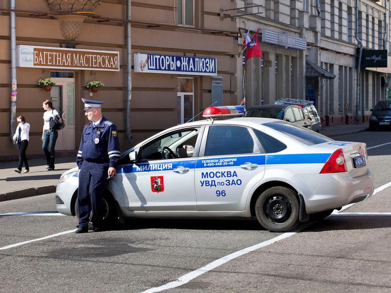 Какие улицы Москвы перекроют на майские праздники