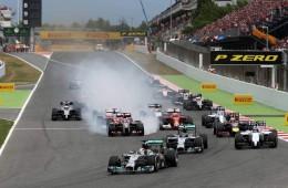 Гран-При Испании: четвертая победа Хэмилтона