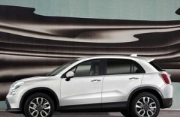 Новый кроссовер Fiat получит платформу от Jeep