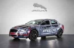 Новый маленький седан Jaguar: первое фото