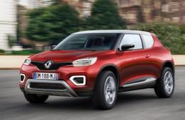 Новый кроссовер Renault за $19 000: первая информация