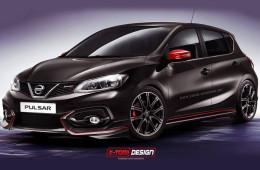 В Nissan подумывают о «заряженном» Pulsar