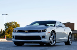 General Motors намекнул на новый Chevrolet Camaro