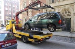 В Москве автомобилистов будут предупреждать об эвакуации по SMS