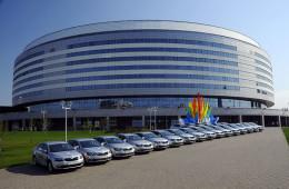 Рекорд чешской марки: Skoda в 22-ой раз выступила главным спонсором Чемпионата мира по хоккею