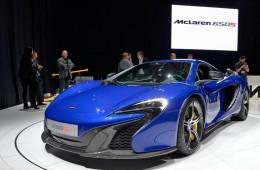 Все автомобили McLaren будут гибридными