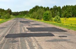 России не хватило денег на строительство дорог
