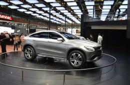У спортивного внедорожника от Mercedes-Benz появилось имя