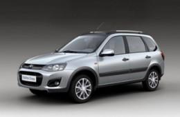 «АвтоВАЗ» собрал первый экземпляр Lada Kalina Cross