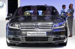 VW почти вдвое снизит цену на Phaeton специально для США