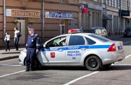 Движение в центре Москвы перекроют ради российских хоккеистов
