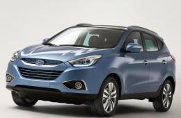 Полноприводный Hyundai ix35 подешевел в России