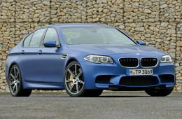 BMW M5 станет 600-сильной