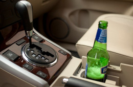 Не нужно быть за рулем, чтобы лишиться прав за пьянку