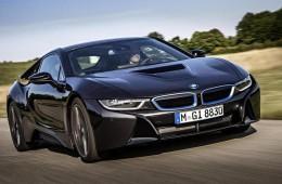 В BMW решились на создание нового электромобиля — i9