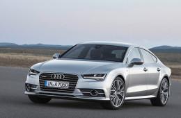Обновленный Audi А7 получил свежую внешность и новые моторы