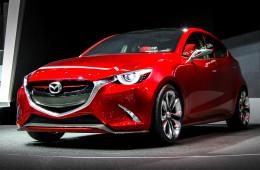 Mazda готовит конкурента Mini и Citroen DS3