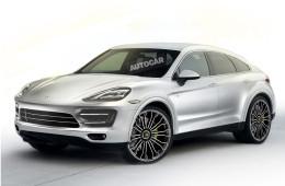 Porsche хочет делать внедорожное купе