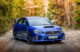 Subaru начала продажу WRX и WRX STI