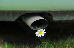 «Грязные» автомобили пометят специальным знаком