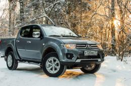 Mitsubishi L200 станут продавать под маркой Fiat