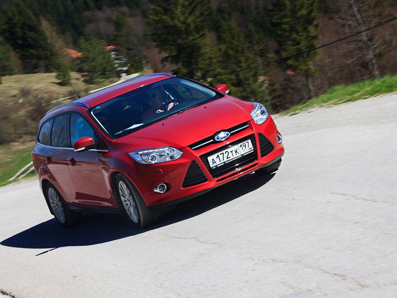 Ford снизил цены на некоторые модели в России